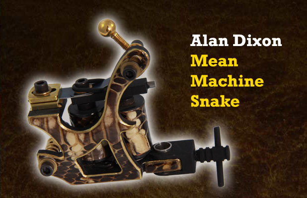 Mean Machine Snake