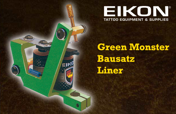 Green Monster Bausatz Liner