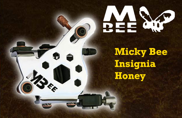Micky Bee Insignia Honey, chrome frame