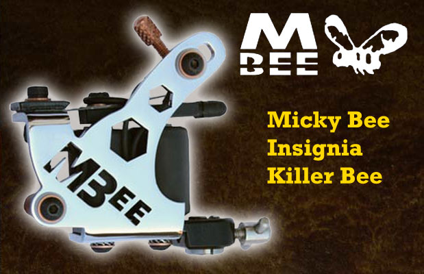 Micky Bee Insignia Killer Bee, chrome frame