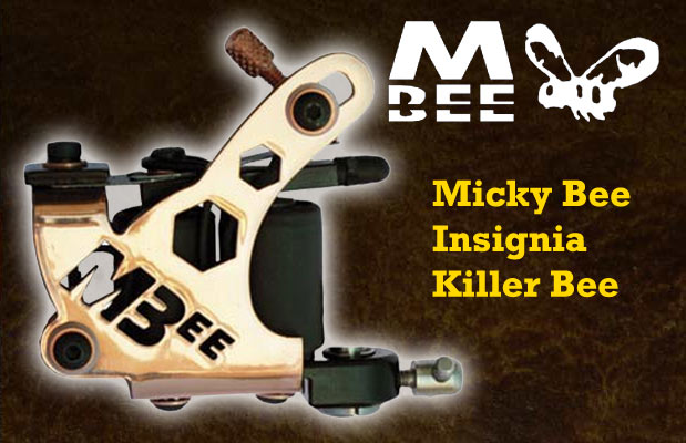 Micky Bee Insignia Killer Bee, copper frame