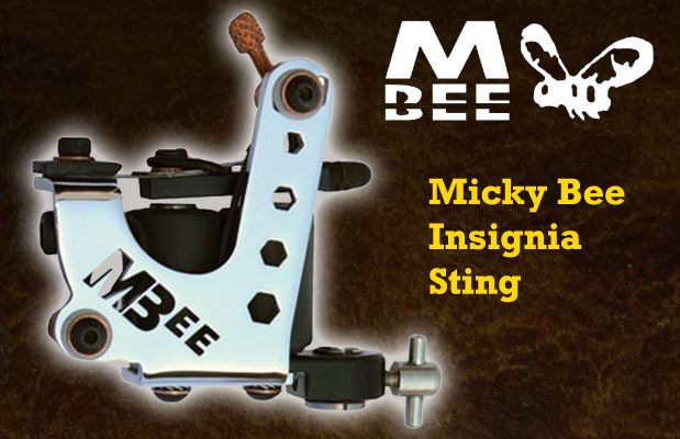 Micky Bee Insignia Sting, chrome frame
