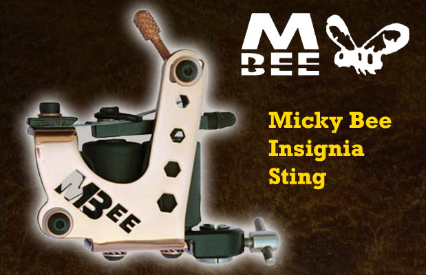 Micky Bee Insignia Sting, copper frame