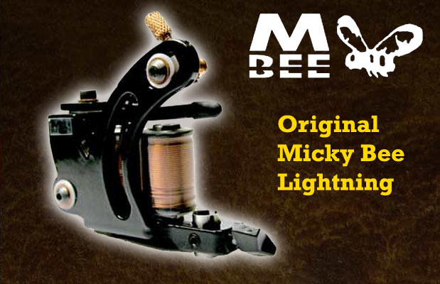 Micky Bee Original Lightning, black frame