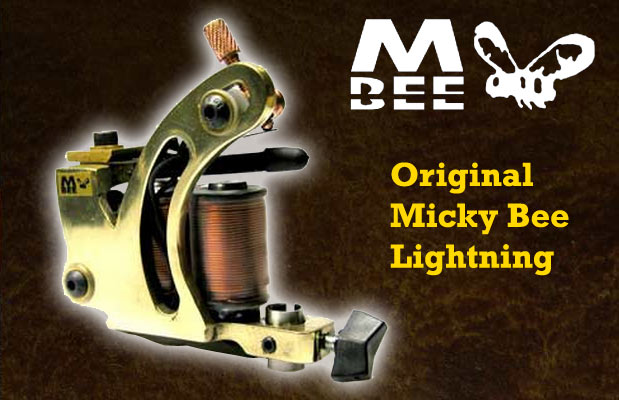 Micky Bee Original Lightning, brass frame