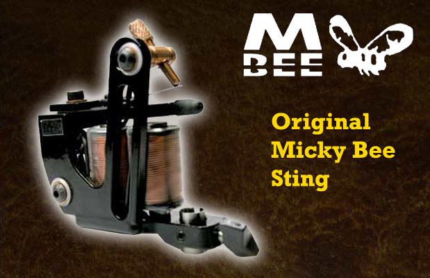 Micky Bee Original Sting, black frame