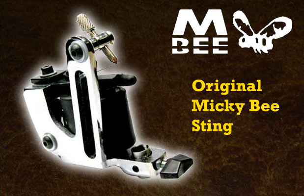 Micky Bee Original Sting, chrome frame