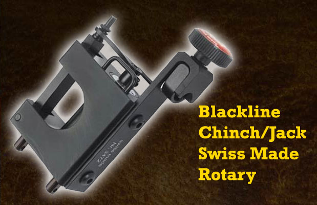 Blackline Chinch/Jack Swiss Made Rotary