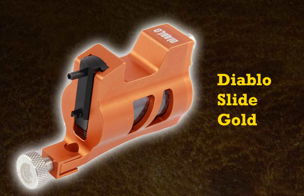 Diablo Slide Gold