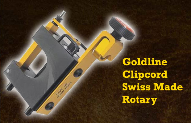 Goldline Clipcord Swiss Made Rotary