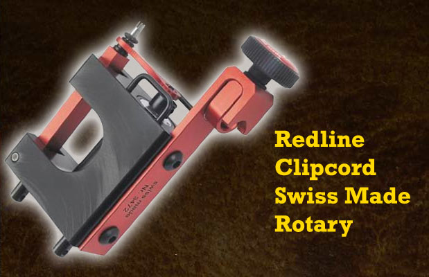 Redline Clipcord Swiss Made Rotary
