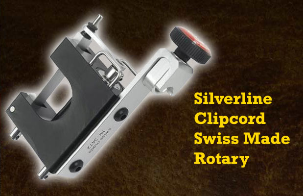 Silverline Clipcord Swiss Made Rotary