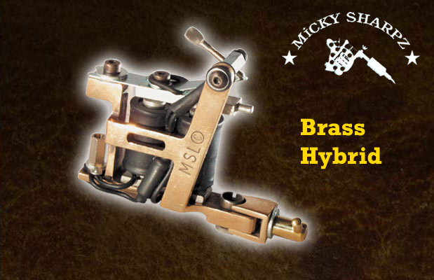 Micky Sharpz Brass Hybrid