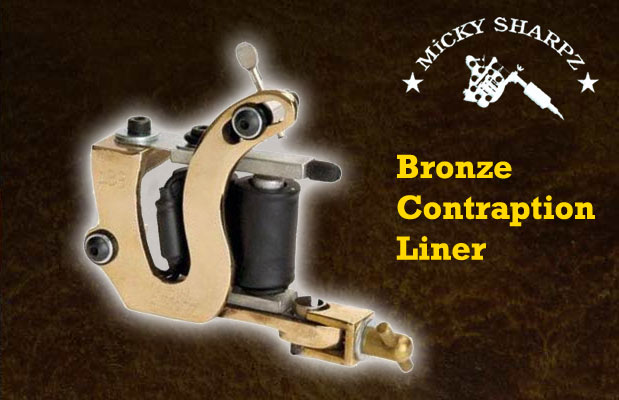 Micky Sharpz Bronze Contraption Liner