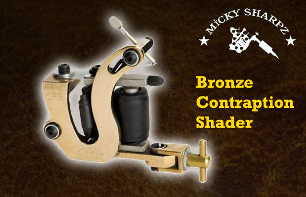Micky Sharpz Bronze Contraption Shader