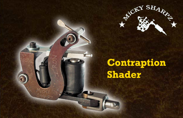 Micky Sharpz Contraption Shader