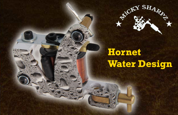 Micky Sharpz Hornet Water Design