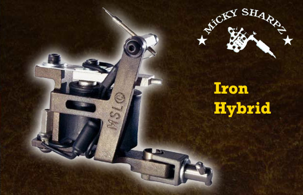 Micky Sharpz Iron Hybrid