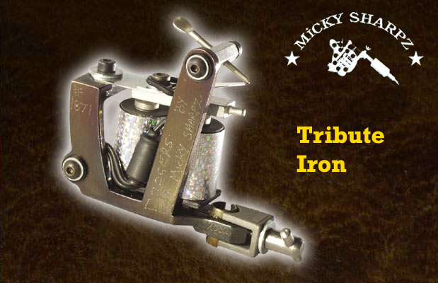 Micky Sharpz Tribute Iron
